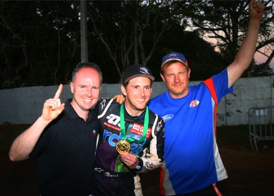 GRC PERSONALITIES // IN THE WORDS OF SCOTT SPEED: FROM GO-KARTS TO GLORY