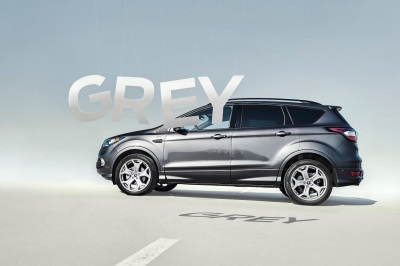 First 'Granny Hair', And Now The Car! Grey Becomes Most Popular Colour Choice For New Ford Customers