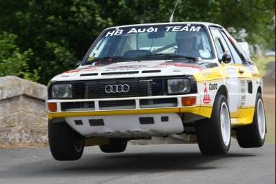 LEGENDARY GROUP B SUPERCARS TO BE HONOURED ON WALES RALLY GB