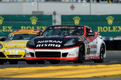 GT ACADEMY TEAM TAKES SOLID SIXTH PLACE FINISH IN DORAN 370Z NISMO AT DAYTONA CTSCC OPENER