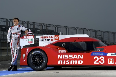 GT ACADEMY WINNER MARDENBOROUGH ON RACING THE GT-R LM NISMO AT LE MANS