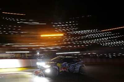 GOOSEBUMPS IN GUANAJUATO – VOLKSWAGEN DRIVER OGIER LEADS IN MEXICO