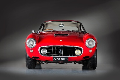 H&H CLASSICS TO SELL TWO MULTI-MILLION FERRARIS IN GENEROUS LEGACY TO THE RNLI