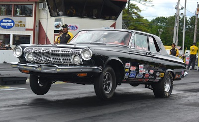 Hagan Wins NHRA New England Nationals In Mopar Express Lane Dodge Charger R/T Funny Car