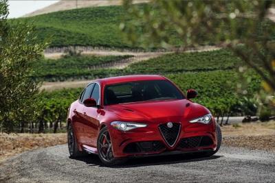 Hagerty Adds All-New 2017 Alfa Romeo Giulia Quadrifoglio To 2017 'Hot List' Of Future Collectible Vehicles