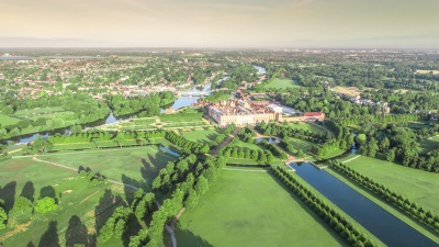 HAMPTON COURT PALACE CONFIRMED FOR CONCOURS OF ELEGANCE 2017