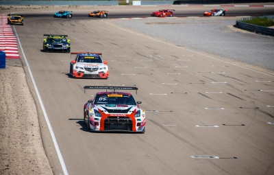 HEITKOTTER SWEEPS SALT LAKE CITY WITH TWO GT-R VICTORIES