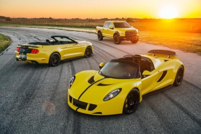 Hennessey to Unveil 2875 Horsepower at 2015 SEMA Show