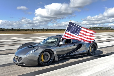 World's Fastest: 270.49 mph Venom GT