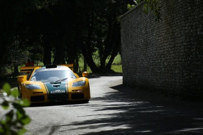 FIRST LOOK AT HEVENINGHAM HALL CONCOURS D'ELEGANCE ENTRANTS