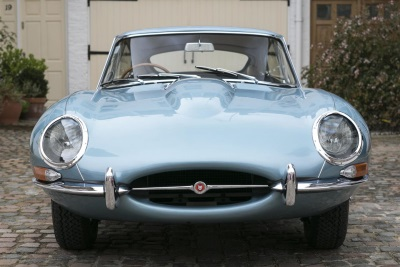 PAIR OF SPECTACULAR, ULTRA-LOW-MILEAGE JAGUAR E-TYPES GO ON SALE AT HEXAGON
