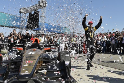 The 'Mayor Of Hinchtown' Masters Long Beach