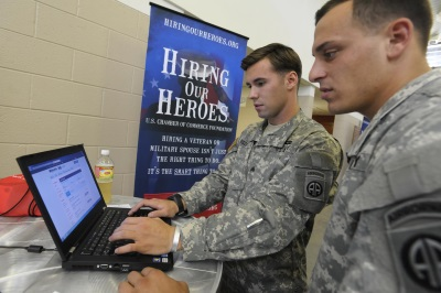 GM, DETROIT TIGERS HOST HIRING OUR HEROES CAREER EXPO