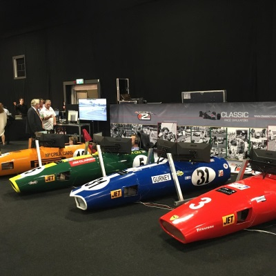 More Historic Motorsport Specialists Join HMI Line Up