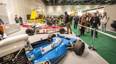Historic Motorsport International Gains Exclusive Drivers' Club In 2018