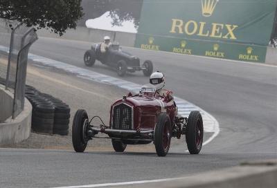 HISTORY LESSONS : ROLEX MONTEREY MOTORSPORTS REUNION