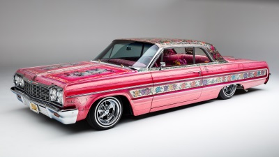 Hot Rods To Cruise The U.S. Capital