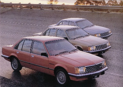 Holden Celebrates 35 Years of Commodore