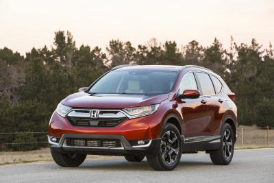 American Honda Reports April Sales With Record For Honda Trucks