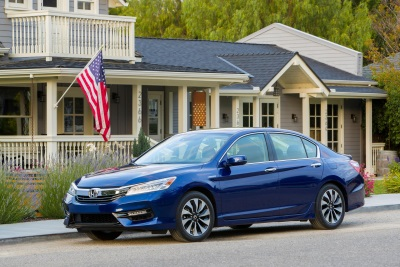 Kelley Blue Book Names Accord Hybrid As A 10 Best Hybrid Car For Earth Day 2017