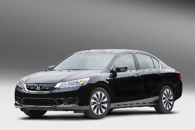 Honda Expands Accord Lineup This Fall With 2014 Accord Hybrid Featuring Class-Leading Mpg Ratings And Exclusive Styling