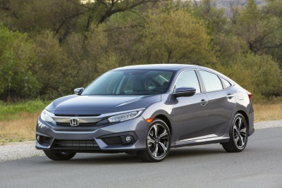 American Honda Reports January 2016 Car and Truck Sales; New Civic Leads Honda Division to January Record
