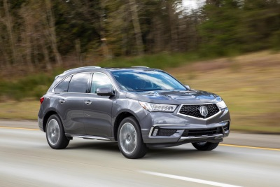 American Honda Nets New March Sales Records