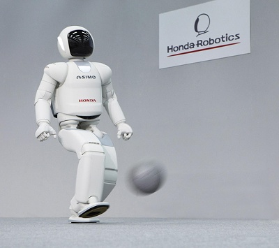 ALL-NEW VERSION OF ASIMO WILL DEBUT IN NORTH AMERICA APRIL 15