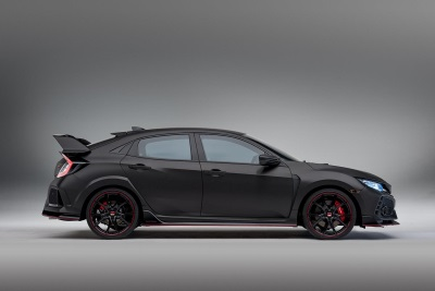 honda civic 2018 black.  honda honda civic type r makes north american debut at the 2016 sema show throughout honda civic 2018 black
