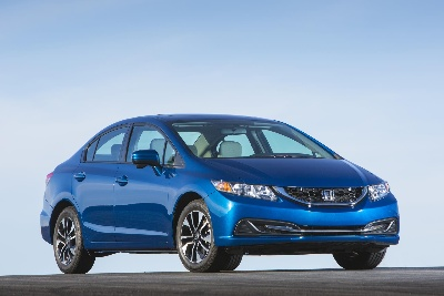 2015 HONDA CIVIC, ACCORD, CR-V AND ODYSSEY NAMED KELLEY BLUE BOOK BEST BUYS FOR 2015