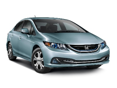 2015 HONDA CIVIC HYBRID AND CIVIC NATURAL GAS PROVIDE SUPERIOR ENVIRONMENTAL PERFORMANCE WITH SOPHISTICATION AND VALUE