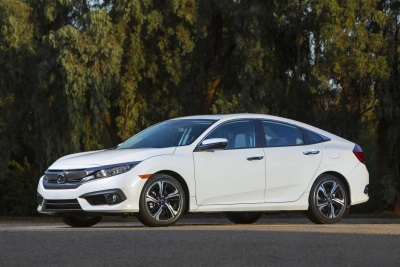HONDA CIVIC AND PILOT SUV EARN BEST FAMILY CARS OF 2016 RECOGNITION FROM PARENTS MAGAZINE AND EDMUNDS.COM
