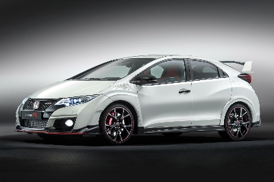 NEW HONDA CIVIC TYPE R THROWS DOWN NÜRBURGRING GAUNTLET
