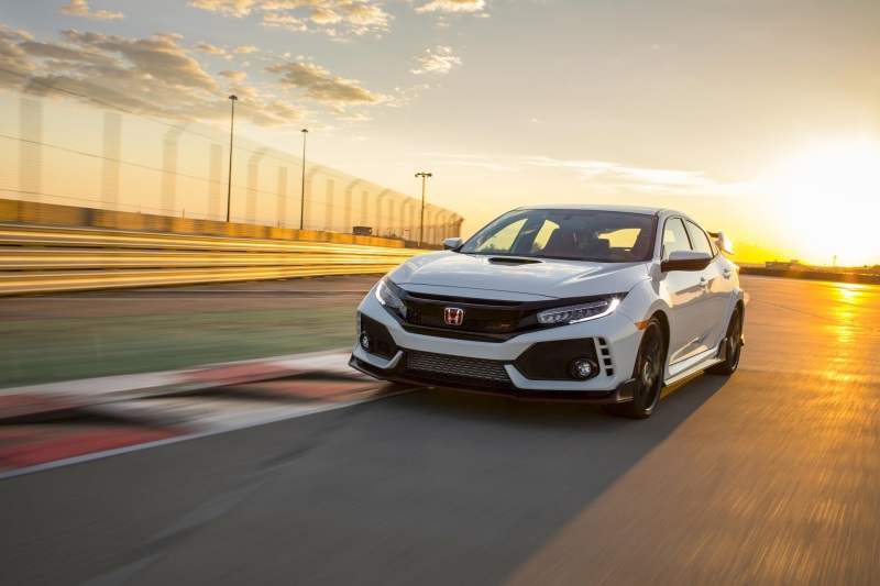 First-Ever Civic Type R For America Goes On Sale Tomorrow