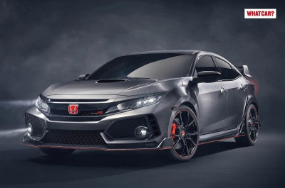 HONDA CIVIC TYPE R WINS WHAT CAR? READER AWARD