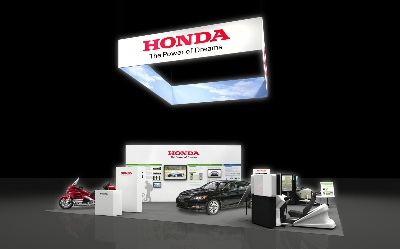 HONDA TO SHOWCASE NEW CONNECTED CAR AND AUTOMATED DRIVING TECHNOLOGIES AT 2014 ITS WORLD CONGRESS IN DETROIT