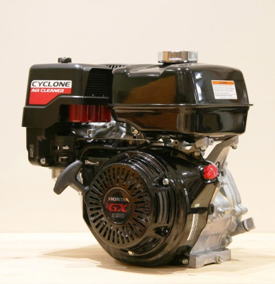 HONDA ENGINES INTRODUCES NEW CYCLONE AIR CLEANER