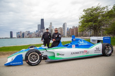 HONDA TOUTS 'FASTEST SEAT IN SPORTS' SWEEPSTAKES TO SUPPORT INDYCAR AFFILIATION