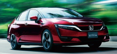 HONDA CELEBRATES NATIONAL HYDROGEN AND FUEL CELL DAY; ALL-NEW CLARITY FUEL CELL SEDAN COMING TO MARKET BY END OF 2016