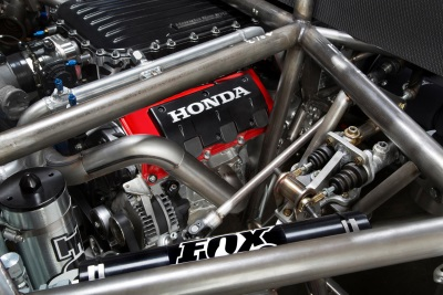 HONDA ANNOUNCES HPD-POWERED FACTORY OFF-ROAD RACING INITIATIVE, FIRST RACE IN SCORE BAJA 1000