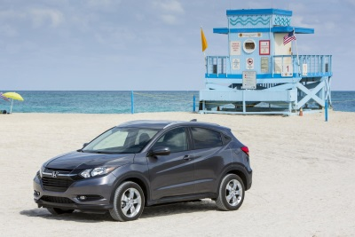 2017 Honda HR-V, CR-V, Pilot And Odyssey Named '2017 Best Cars For Families' By U.S. News & World Report