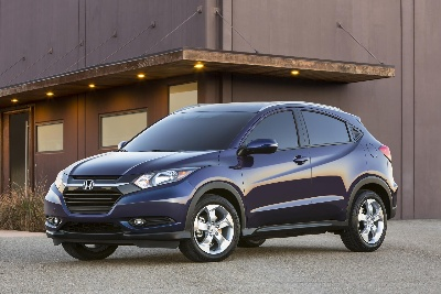 HONDA HR-V CROSSOVER TO MAKE NORTH AMERICAN DEBUT AT 2014 LOS ANGELES AUTO SHOW