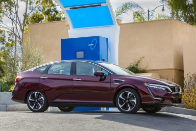 Honda Celebrates National Hydrogen And Fuel Cell Day With Continued Fuel Cell Technology And Infrastructure Investment