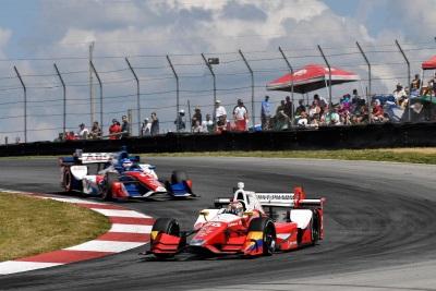 HONDA INDY 200 RACE REPORT