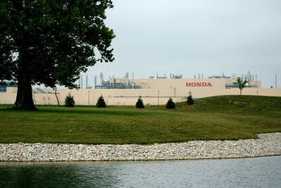 THREE HONDA MANUFACTURING PLANTS EARN EPA ENERGY STAR CERTIFICATION