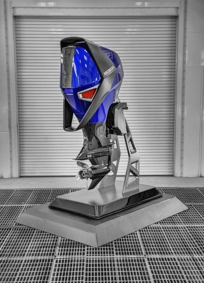 Sleek, Aerodynamic, Powerful And Stylish – Honda Marine Concept Engine Reveals A Bold Future For Honda Marine