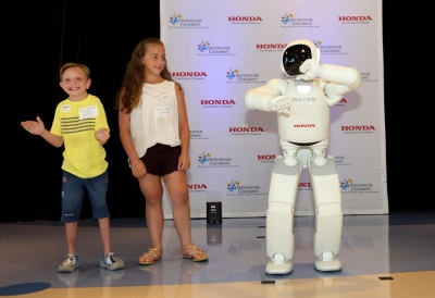 Honda Pledges $1 Million To Nationwide Children's Hospital To Improve Mobility For All Children