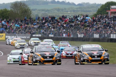 Honda Boys Have Grid Expectations Heading To Oulton Park