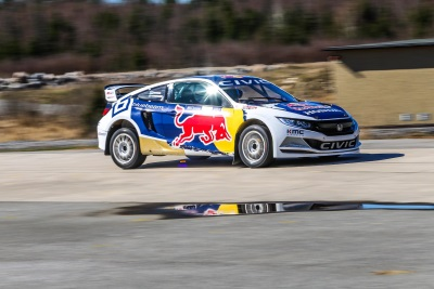 Honda Introduces Expanded 2017 Red Bull Global Rallycross Driver Lineup