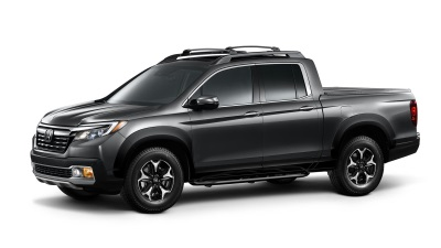 All-New 2017 Honda Ridgeline Arrives in the Windy City with Full Line of Honda Genuine Accessories for Everyday Adventurers